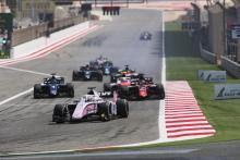 F2 Bahrain - Sprint Race Results