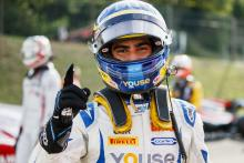 Camara snatches late maiden F2 pole in Hungary