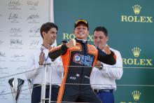 GP3 race winner Boccolacci replaces Merhi in MP's F2 squad