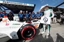 Grand Prix of Portland - Qualifying Results