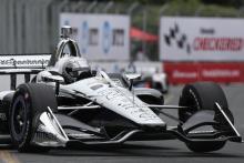 Honda Indy Toronto - Qualifying Results