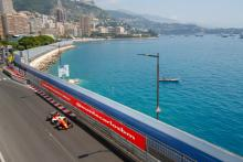 F2 Monaco - Sprint race results
