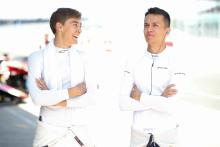 Russell: Albon deserves F1 shot with Toro Rosso