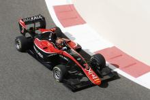 Mazepin on pole for GP3 finale in Abu Dhabi