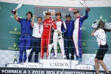 GP3 Great Britain - Race 2 Results