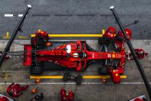 Vettel: First impressions of new Ferrari F1 car now confirmed