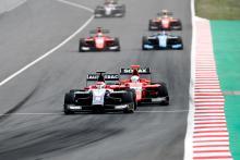 GP3 Barcelona Race 1 - results