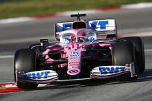 "Congested F1 season will be ""big challenge"" after long break - Perez"