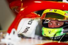 Schumacher to make F1 test debut for Ferrari