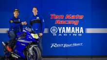 Dominique Aegerter - Ten Kate Yamaha WorldSSP