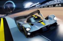 Aston Martin Racing, Red Bull, WEC, Hypercar,