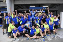 Suzuki: Creating top rider in Rins, Guintoli test work key