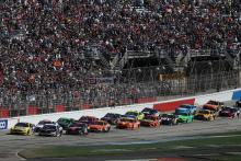 Atlanta Folds of Honor QuikTrip 500 - Race results