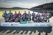 Valencia MotoE test - Race Results