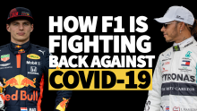 Video: How F1 is fighting back against coronavirus