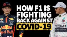 Video: How F1 is fighting back against coronavirus