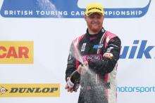 Cook remains with BTC Racing for 2020 BTCC season