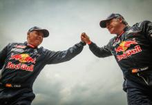 Sainz completes 2018 Dakar rally victory, Walkner wins bike class