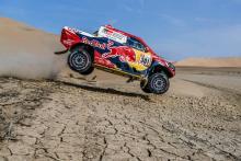 Nasser Al-Attiyah, Toyota Gazoo Racing, Dakar,