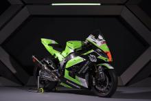 Massingberd-Mundy Kawasaki reveals liveryfor 2020 BSB campaign