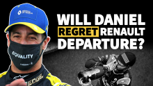 F1 VIDEO: Has Ricciardo made the right call leaving Renault for McLaren?