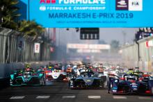 Formula E Marrakesh E-Prix - Race Results