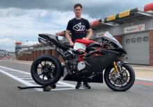 Kent back in BSB with MV Agusta Paramatta