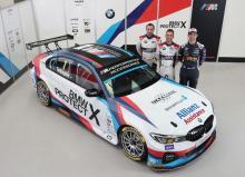 BMW unveil brand new 3 Series BTCC challenger