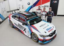 BMW unveil brand new 3 Series BTCC challenger