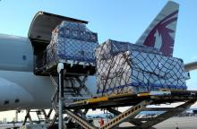 MotoGP freight arrives back from Qatar