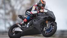 'Positive' impressions as van der Mark shakes down new BMW M 1000 RR