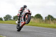 Fabrice Miguet has died after Ulster GP crash