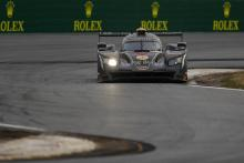 Action Express survives scares, still leads at Rolex 24