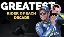 Video: The greatest MotoGP rider of each decade
