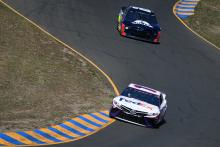 Hamlin squeaks away with second Sonoma stage win