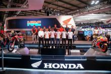 HRC reveals Althea, Moriwaki 2019 squad in World Superbikes