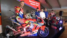 Moriwaki Althea Honda WorldSBK challenger finally unveiled