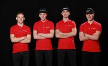 Irwin brothers partner up at Honda Racing