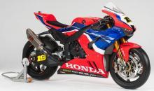Honda shows off 2020 World Superbike colours