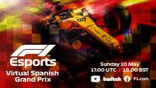 Esports: How to watch the Spanish F1 Virtual Grand Prix