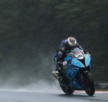 Joe Francis, PR Racing BMW,