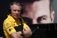 Renault F1 technical chief Bell moves into advisory role