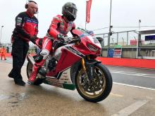O'Halloran heads opening Brands Hatch Indy practice