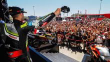 WorldSBK starts Australian bushfires charity auction