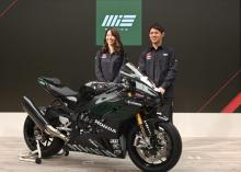 Torres completes MIE Althea Honda line-up