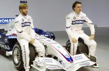 Nick Heidfeld: Robert Kubica always said BMW preferred me over him