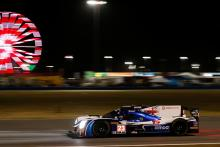 Conway leads, Norris stars after six hours at Daytona