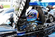 Alonso regains Rolex 24 lead ahead of red flag