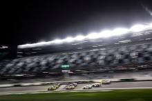 Rolex 24 red-flagged due to rain, Alonso leads
