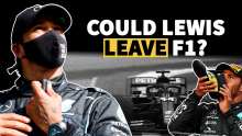 Video: Will Lewis Hamilton really quit Mercedes and walk away from F1?